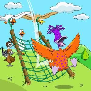 Duck Color pg38_trampoline