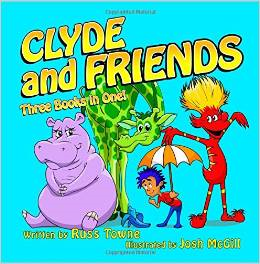 Clyde and Friends 3 Books in 1 Amazon Photo